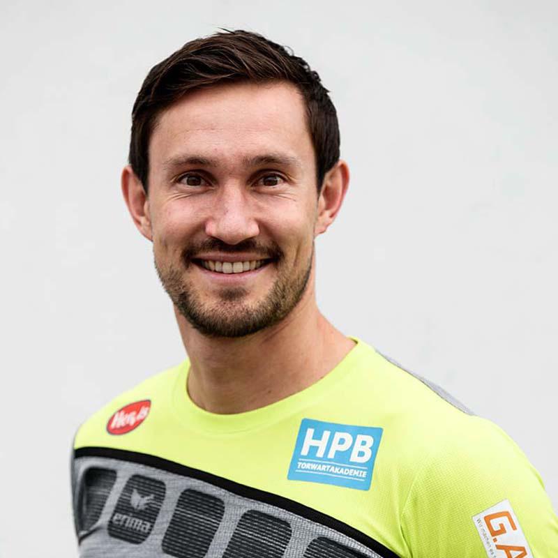 Torwarttrainer Bernhard Hansen